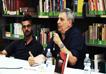 """Maurizio De Giovanni presenta """"Rondini d'inverno"""". IV parte"""