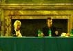 Tavola rotonda: Il conflitto nella letteratura francese contemporanea con Patrick Deville, Pierre Lemaitre, Anna D'Elia, Anouchka Lazarev (traduzione in italiano). IV parte