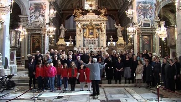 Presenza e Mistero di Maria - Inaugurazione. III parte