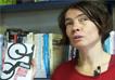 Fernanda Pessolano e la biblioteca della bicicletta