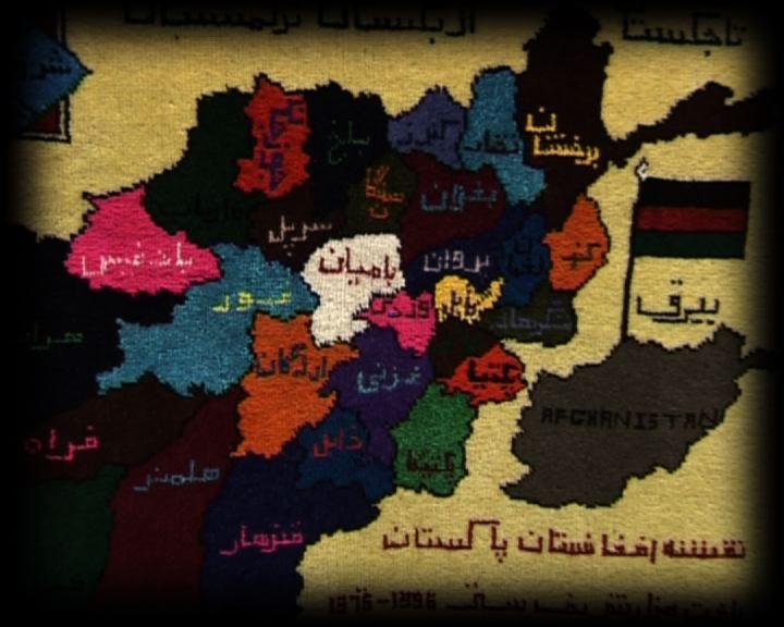 L'Afghanistan raccontato nei tappeti