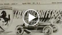 Solo al traguardo. Enzo Ferrari
