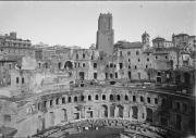 La giornata dell'uva ai Mercati Traianei di Roma. 09/1930