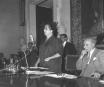 Sono opportuni i compiti a casa? Il parere di Maria Jervolino. 06.03.1957