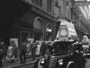 Propaganda politica per le vie di Roma. 20.05.1956