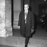 Consiglio dei ministri del 22.12.1962: Il ministro Luigi Gui