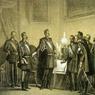 Abdicazione del Re Carlo Alberto. 23 marzo 1849, terzo quarto del XIX secolo, Museo Centrale del Risorgimento di Roma