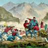 Battaglia di Bezecca. 21 luglio 1866, terzo quarto del XIX secolo, Museo Centrale del Risorgimento di Roma