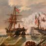 Episodio della battaglia navale di Lissa. 20 luglio 1866, 1866 ca., Museo Centrale del Risorgimento di Roma