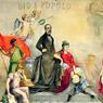 Apoteosi di Giuseppe Mazzini, 1872 ca., Museo Centrale del Risorgimento di Roma