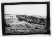 Riproduzione fotografica della I Guerra Mondiale - Truppe italiane al passaggio del Piave