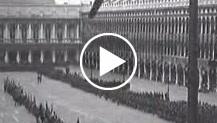 Giovani fascisti a Venezia