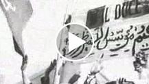 Tobruk Cirenaica. Il Duce sbarca in Libia