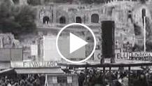 Italia. Roma. La Festa del Libro alla Basilica di Massenzio