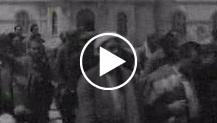 Spagna Saragozza. I prigionieri di guerra