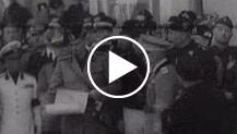 Il conferimento della cittadinanza onoraria al maresciallo Emilio De Bon
