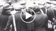 La mobilitazione dell'esercito francese prima degli accordi di Monaco. I festeggiamenti di Daladier da parte della popolazione dopo la firma francese ...