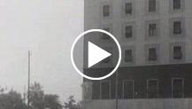 La Spezia. Biagi inaugura il nuovo edificio dell'Istituto nazionale fascista della previdenza sociale.