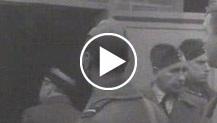 Francia. Linea Maginot. Il soggiorno di Re Giorgio d'Inghilterra al fronte