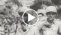 La liberazione di Mussolini a Campo Imperatore, il suo trasferimento al quartier generale di  Hitler,  la partenza per l'Italia