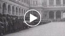 La visita di S.S. Pio XII ai sovrani d'Italia