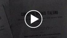 Il servizio illustra, attraverso documenti e oggetti del Centro Studi Anna Kuliscioff, 80 anni di storia del partito socialista italiano