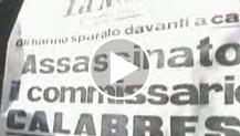 Milano, capitale dell'industria e del lavoro, teatro di delitti: Calabresi, Pinelli, Feltrinelli, Piazza Fontana