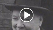 Londra: compleanno di Churchill.