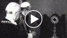 Paolo VI riceve Segni
