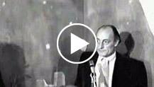 Milano: Premio Bagutta a Giorgio Bassani