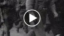 A Genova parata della 92a Divisione americana - Inglesi a Venezia    111 ADC 4329