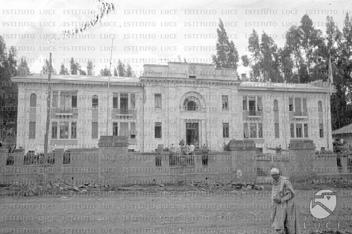 Addis abeba l 39 ospedale italiano reparto a o i africa for Sede senato italiano