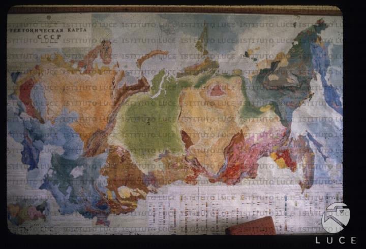Cartina Urss.Cartina Geografica Fisica Della Ex Unione Sovietica Archivio Storico Istituto Luce