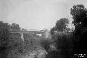 Il Ponte della Crocetta sul fiume Sisto