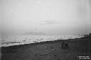 Il Circeo dalla marina di Terracina