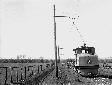 Locomotore della ferrovia da mm. 600