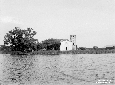 Lago di Paola, la chiesa di Santa Maria vista dal  ...