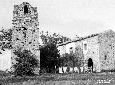 Campanile della chiesa di S. Maria e casa annessa  ...