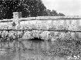 Ponte Traiano sul Ninfa per la Via Appia, dettagli ...