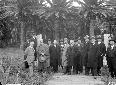 Gruppo al Fogliano nel parco della Villa