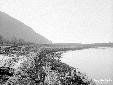 Lago di Paola, sistemazione delle sponde dell'estr ...