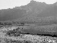 Lago di Paola, braccio a sud ruderi Villa di Lucul ...