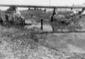 Canale Linea Pio. Demolizione dei relitti del pont ...