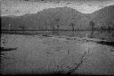 La piena dell'Amaseno presso Ponte Maggiore